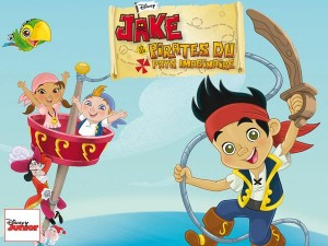 Jack et les pirates du pays imaginaire