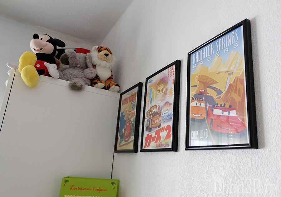 cadre chambre garon stickers muraux dcoratifs pour enfant dcoration chambre enfant tableau. Black Bedroom Furniture Sets. Home Design Ideas