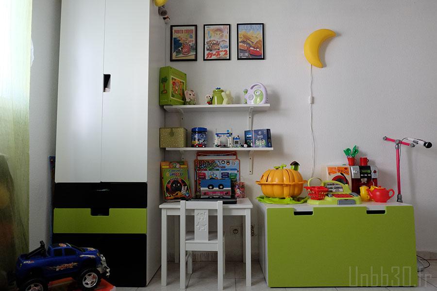 chambre enfant gar on stuva bureau ikea unbb3 0. Black Bedroom Furniture Sets. Home Design Ideas