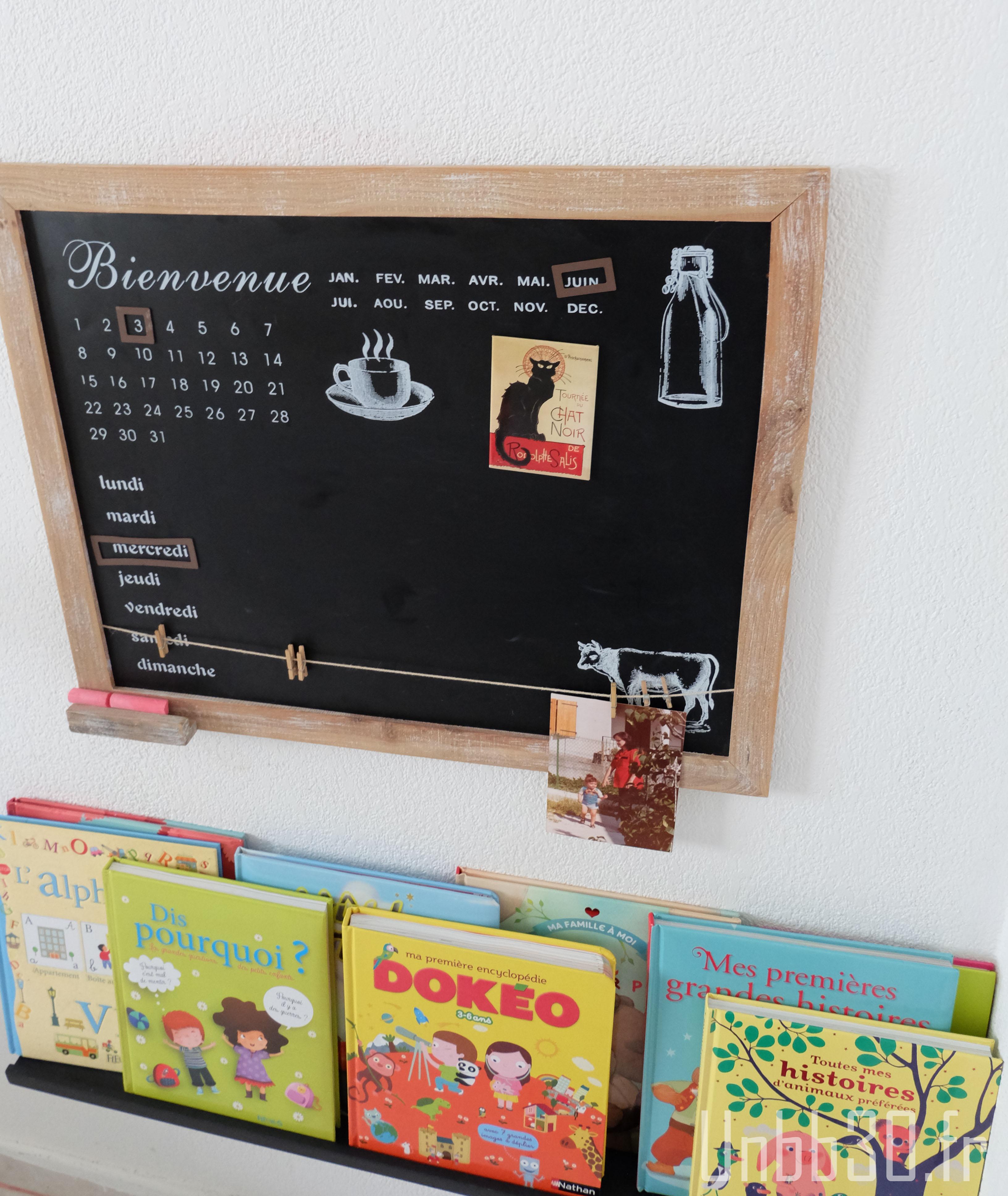 Tableau chambre garcon tableau dco chambre garon tableau for Tableau noir pour enfant