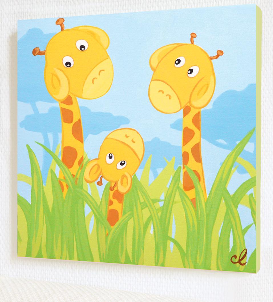 tableau-enfant-lours-kiwi-les-girages