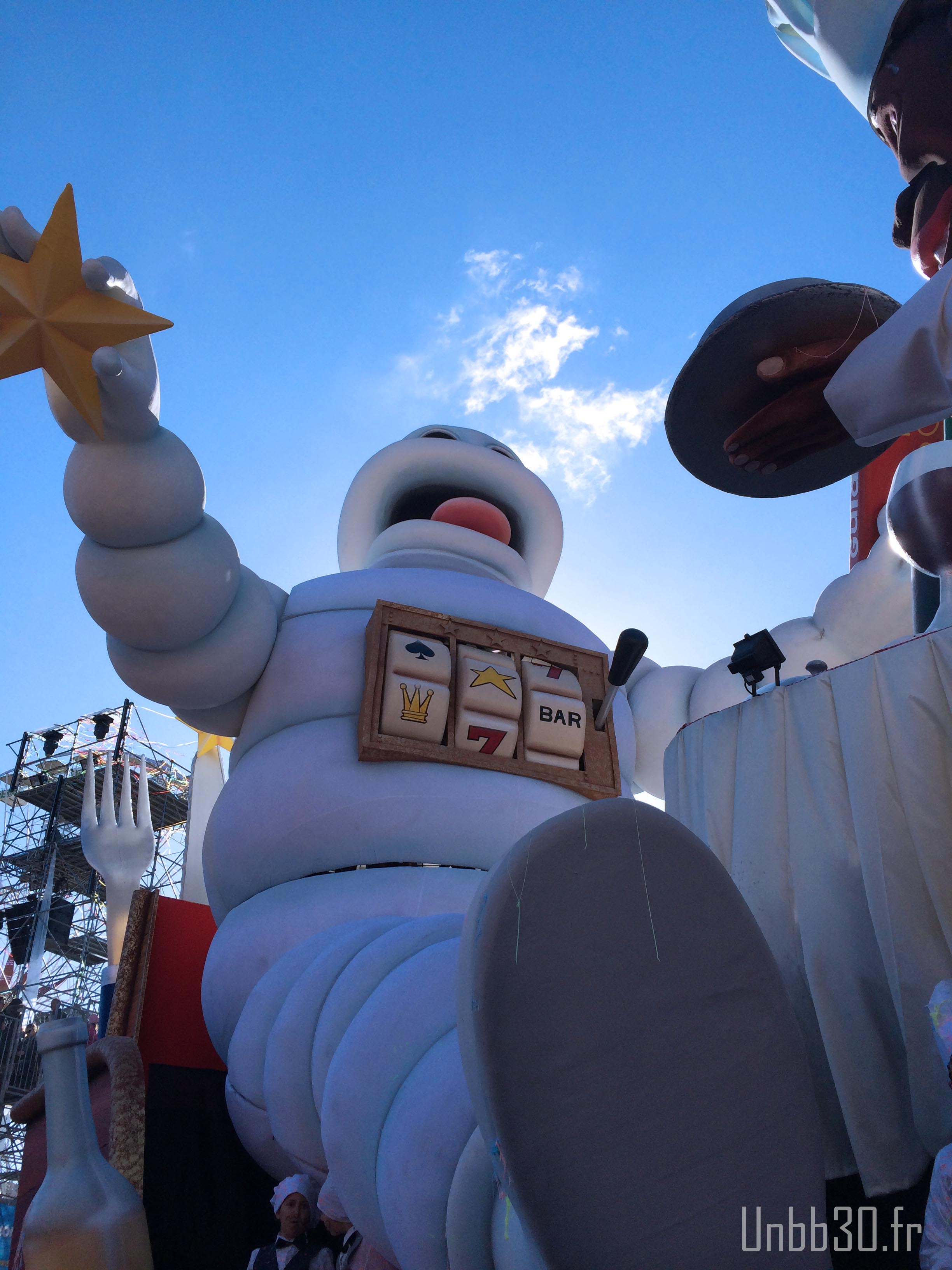 carnaval nice 2014 bibendum