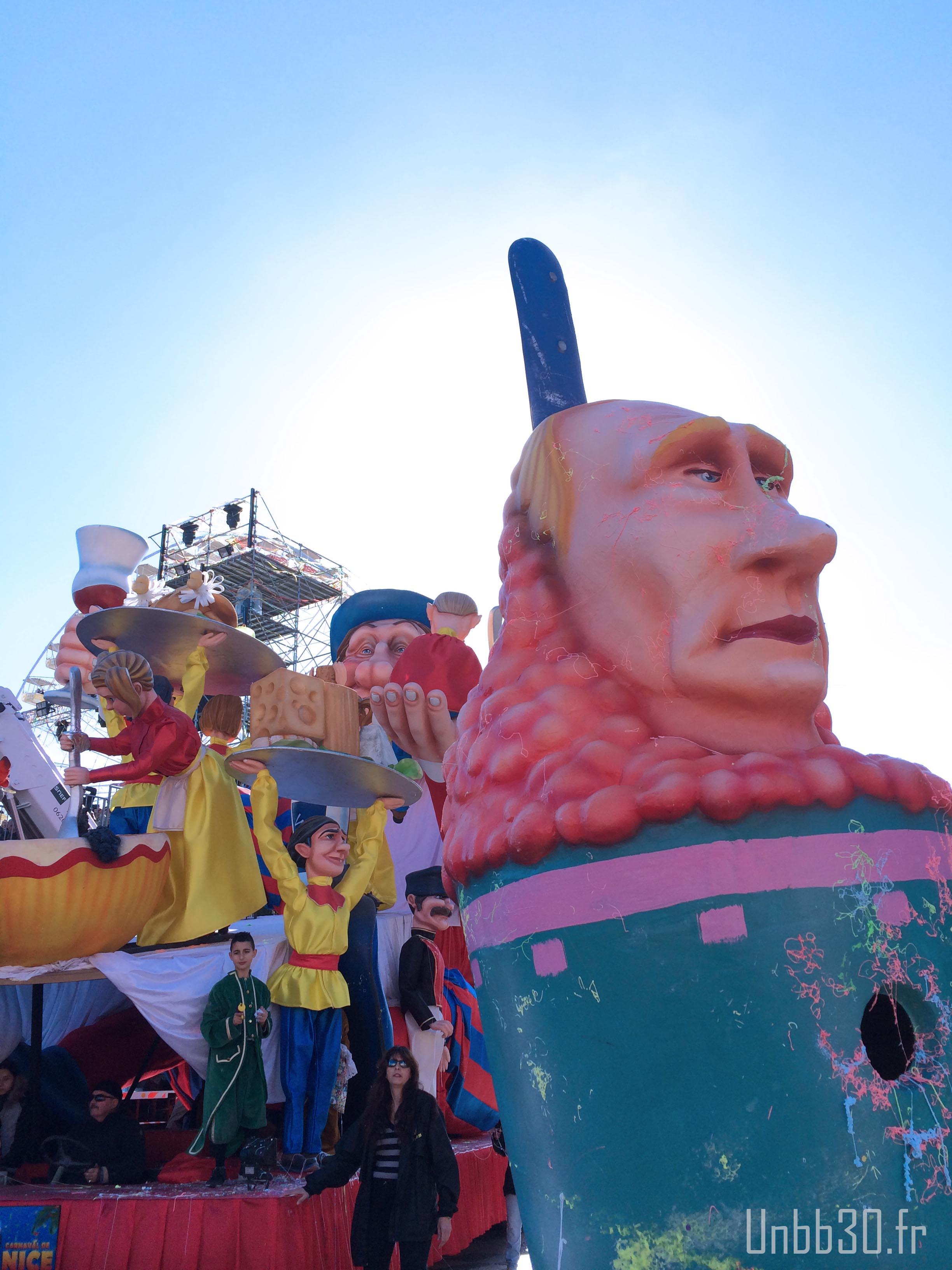carnaval nice poutine